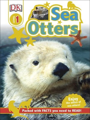 cover image of Sea Otters